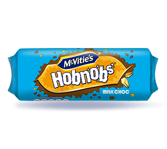 Grocemania Grocery Delivery London| McVitie's Hobnobs Milk Choc Biscuits 262g