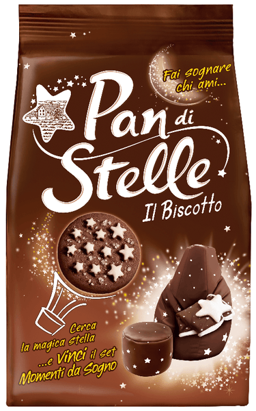Grocemania | Mulino Bianco Pan Di Stelle 350g | Online Grocery Delivery London