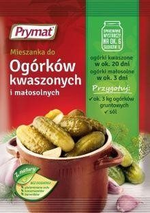 Grocery Delivery London - prymat Mieszanka do Ogorkow Kwaszonych same day delivery