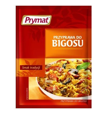 Grocery Delivery London - Prymat Przyprawa do Bigosu same day delivery