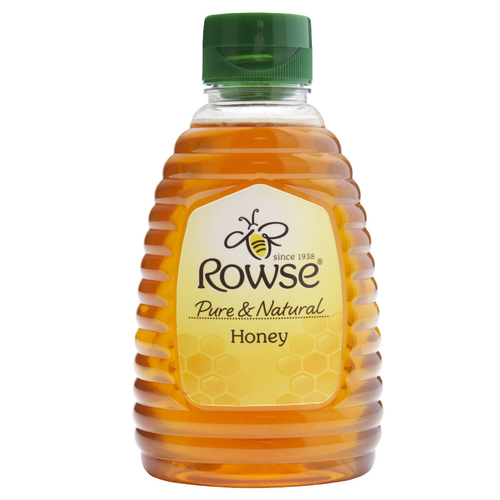 Grocery Delivery London - Rowse 340g Delicious Squeezy Clear Honey same day delivery