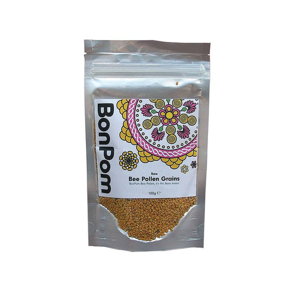 Grocery Delivery London - BonPom Bee Pollen Grains 100g same day delivery