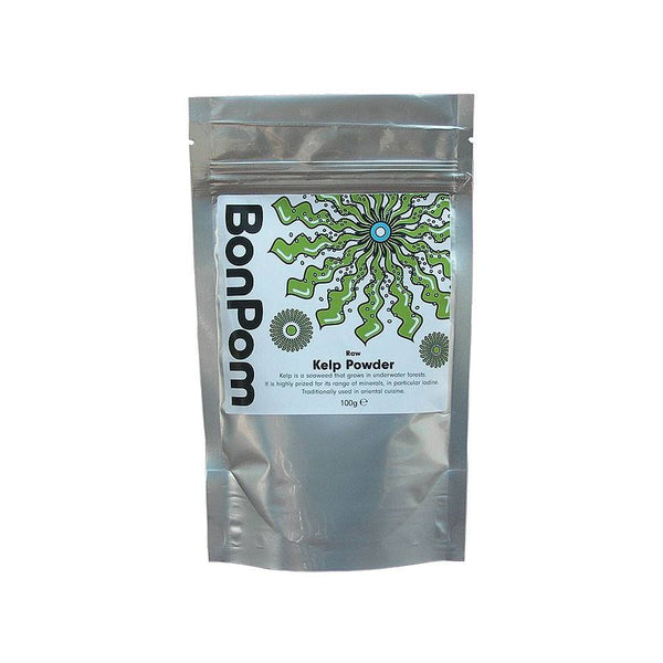 Grocery Delivery London - BonPom Raw Kemp Powder 100g same day delivery