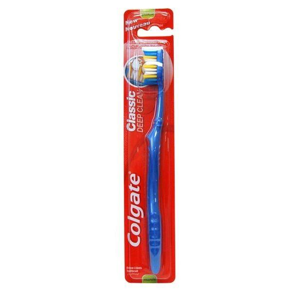 Grocemania Grocery Delivery London| Colgate Classic Deep Clean 1pk