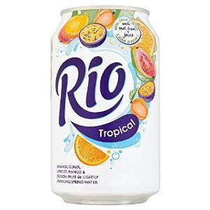 Grocemania Grocery Delivery London| Rio Tropical 330ml