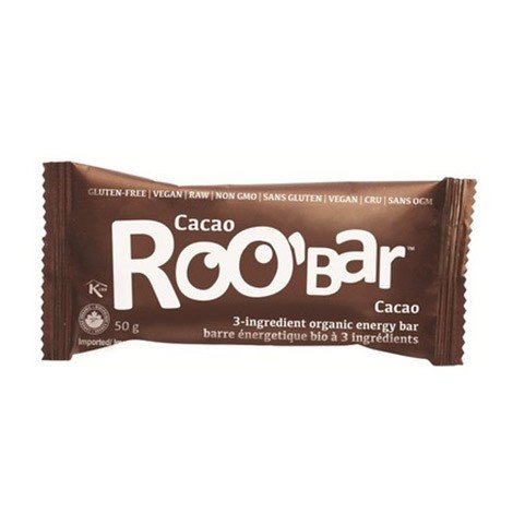 Grocemania Grocery Delivery London| RooBar Gluten Free (Vegan) 50g