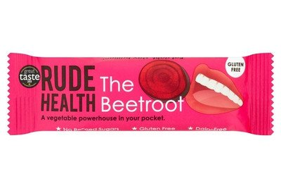Grocery Delivery London - Beetroot Snack Bar 35g same day delivery
