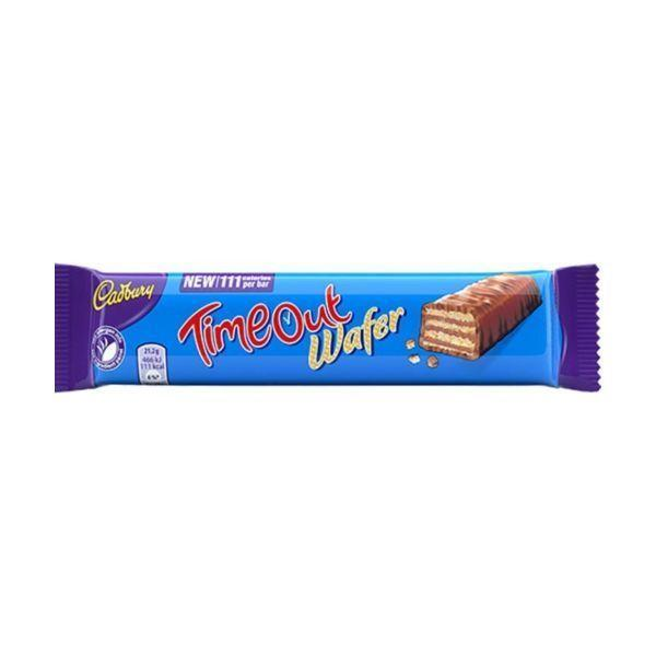 Grocemania Grocery Delivery London| Cadbury Timeout Wafer 21.2g