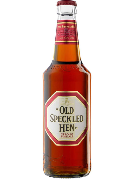 Grocemania Grocery Delivery London| Old Speckled Hen Fine Ale 500ml