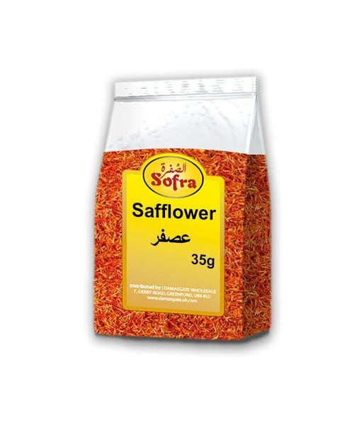 Grocery Delivery London - Safflower 35g same day delivery