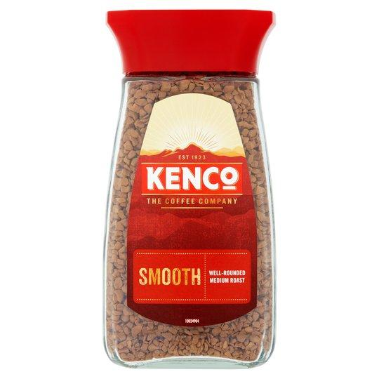 Grocery Delivery London - Kenco Smooth 100g same day delivery