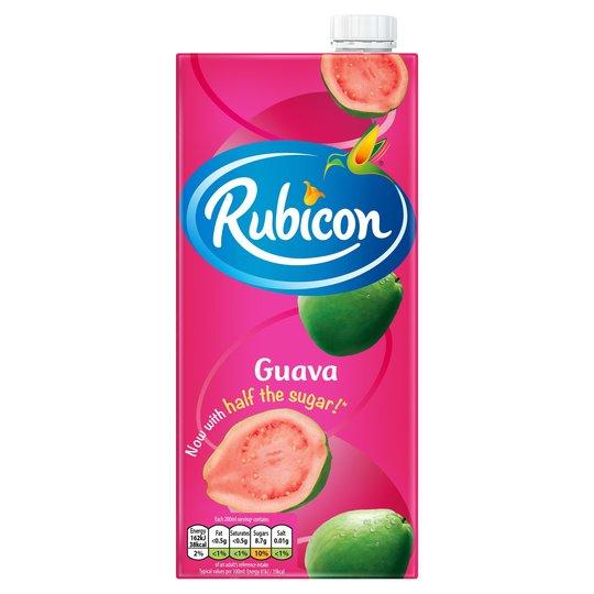 Grocery Delivery London - Rubicon Guava 1L same day delivery