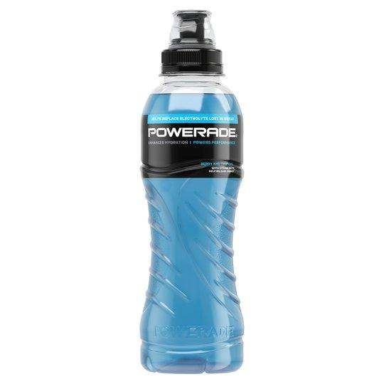 Grocemania Grocery Delivery London| Powerade Blue 500ml