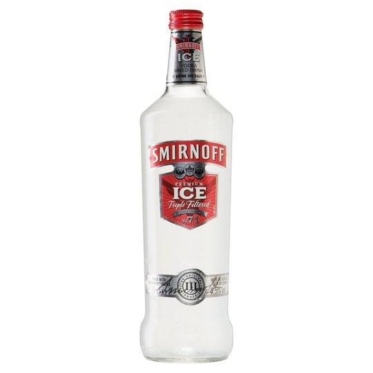 Grocemania Grocery Delivery London| Smirnoff Ice 70cl