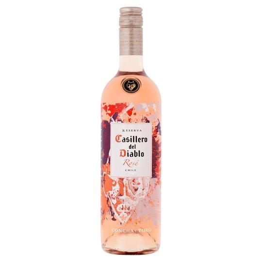 Grocery Delivery London - Casillero Del Diablo Rose 75cl same day delivery