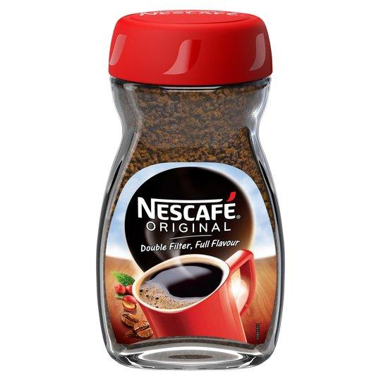 Grocery Delivery London - Nescafe Original 100g same day delivery