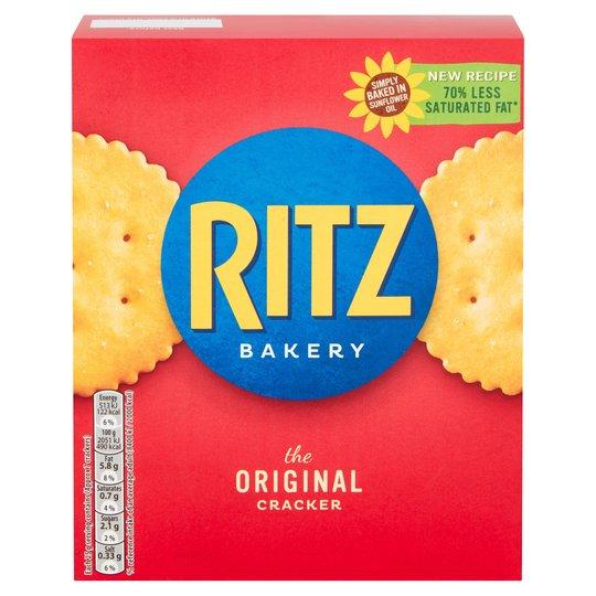 Grocery Delivery London - Ritz The Original Cracker 200g same day delivery