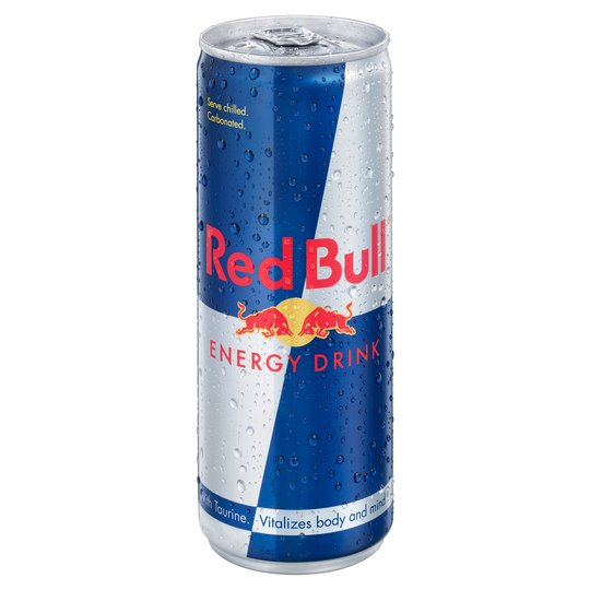 Grocery Delivery London - Red Bull 250ml same day delivery