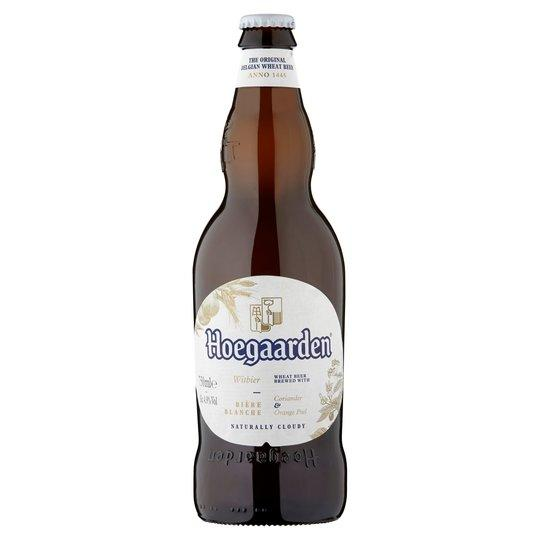 Grocery Delivery London - Hoegaarden 750ml same day delivery