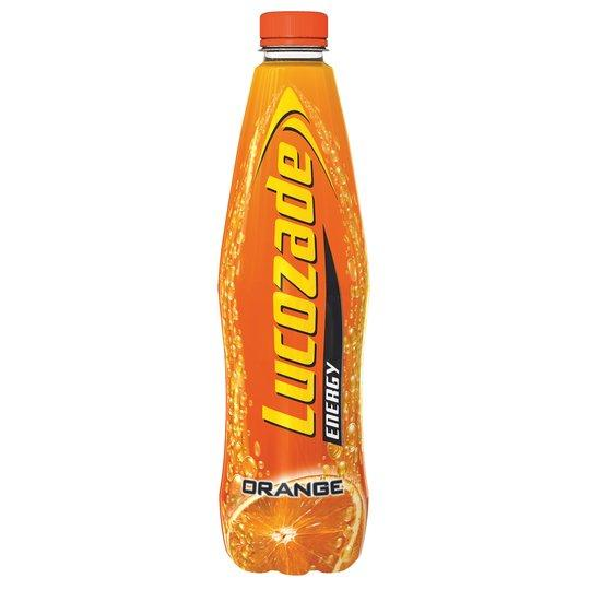 Grocemania Grocery Delivery London| Lucozade Orange 1L