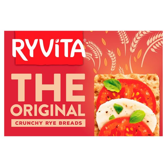 Grocery Delivery London - Ryvita Original Crisp Bread 250g same day delivery
