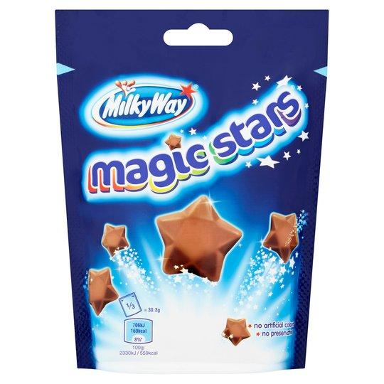 Grocemania Grocery Delivery London| Magic Stars 91g