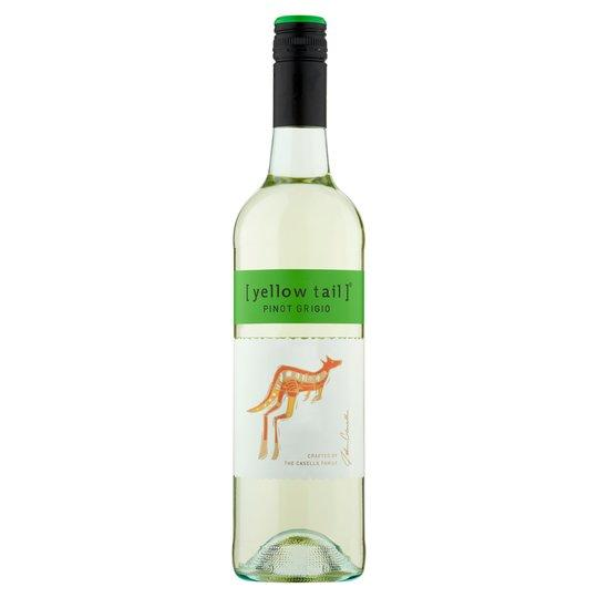 Grocery Delivery London - Yellow Tail Pinot Grigio 750ml same day delivery
