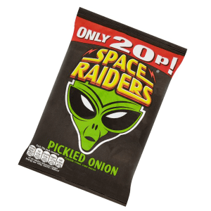 Grocemania Grocery Delivery London| Space Riders Pickled Onion 22g