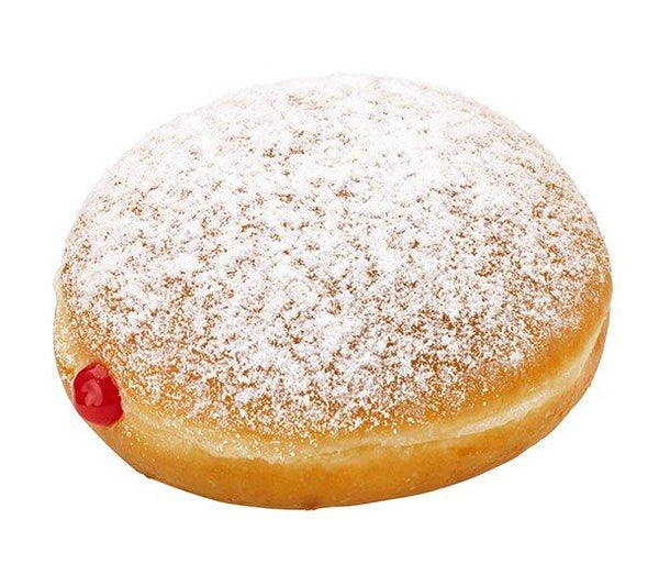 Grocery Delivery London - Strawberry Jam Donut same day delivery