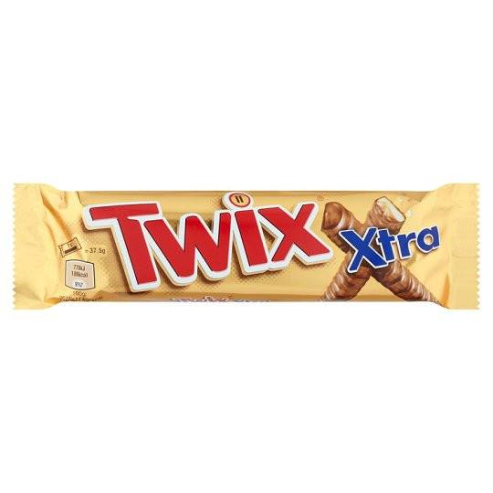 Grocery Delivery London - Twix Extra 75g same day delivery