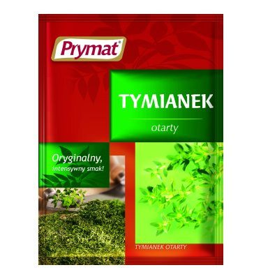 Grocemania | Prymat - Tymianek | Online Grocery Delivery London