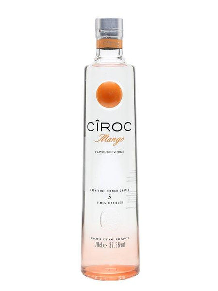 Grocery Delivery London - Ciroc Mango 70cl same day delivery