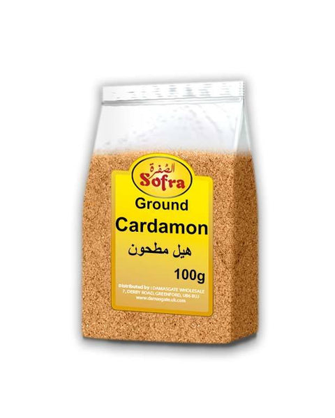 Grocemania Grocery Delivery London| Ground Cardamom 100g