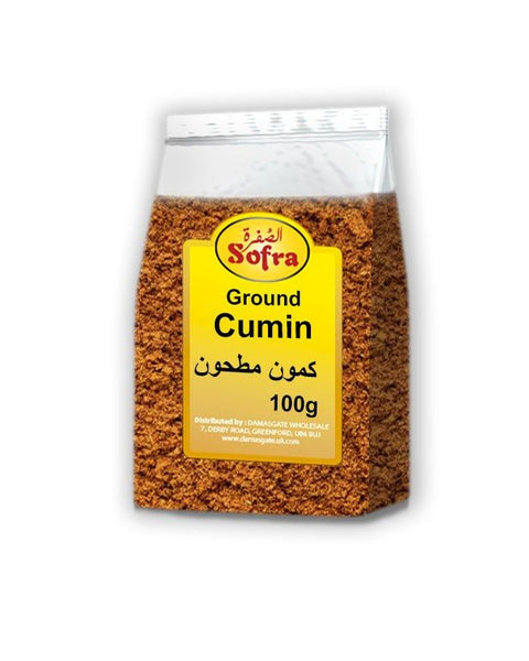 Grocery Delivery London - Cumin Spice same day delivery