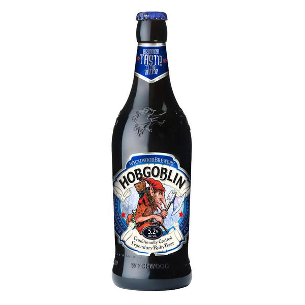 Grocemania Grocery Delivery London| Hobogoblin Ale 500ml