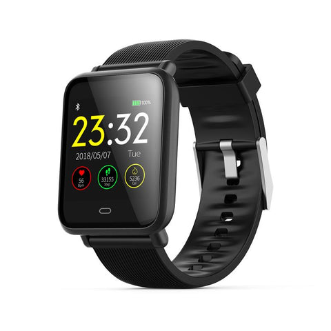 Smartwatch for heart rate monitor and Blood Pressure tracking