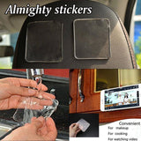 Transparent Sticky Pads