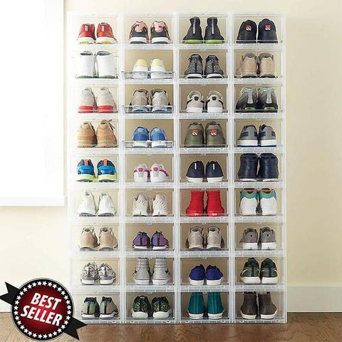 Shoe box storage - New design 2020
