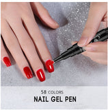 NailPen - 3 in 1 Nail Polish Pen
