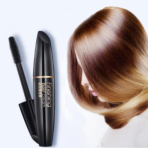 No Frizz Hairstyler - Finishing Touch for Broken Hair