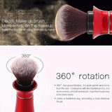 HDTouch - 3 in 1 Electric Make up Brush