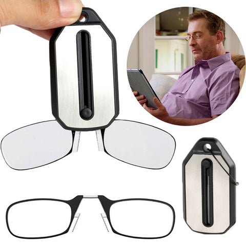 KeepMe™- Nose Folding Reading Glasses
