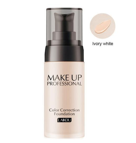 Self Colour Matching Foundation
