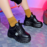 Classy Shoes - Platform Sneakers