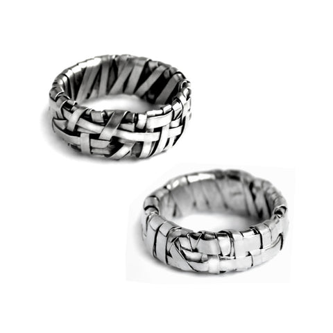 shop for extra large sizes wedding bands by jewellery designer gurgel-segrillo, love wins