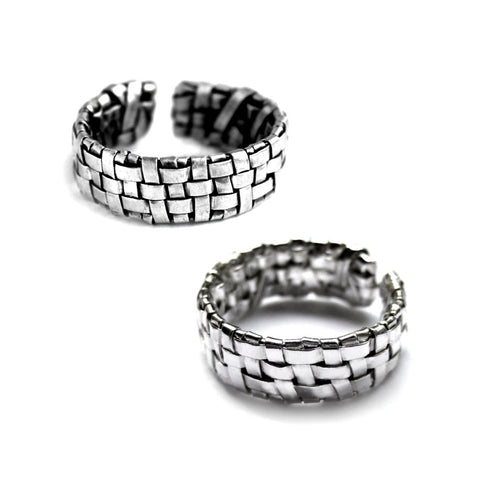 adjustable wedding rings by jewellery designer gurgel-segrillo