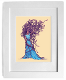 cork city artist gurgel-segrillo - magic realism art print, shop online for art, love art