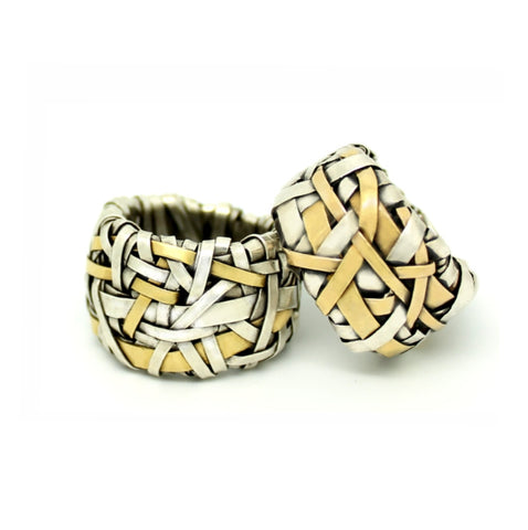 partnership rings by jewellery designer gurgel-segrillo, love wins