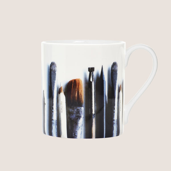 Ella Doran Artist Tool's mug buy at www.elladoran.co.uk