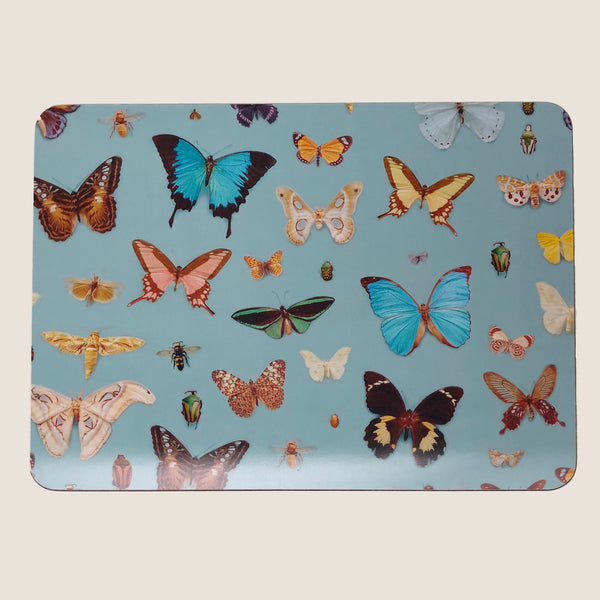 Bugs and Butterflies large tablemat
